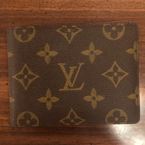 803856bb077 Louis Vuitton Multiple Wallet (Monogram)